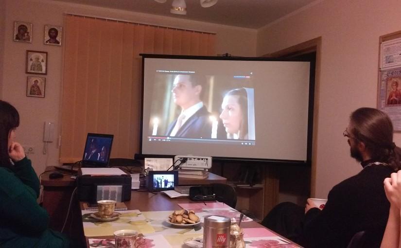 Встреча в семейном клубе «Уютный дом»