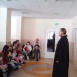 Посещениe Детского дома c Рождественским концертом