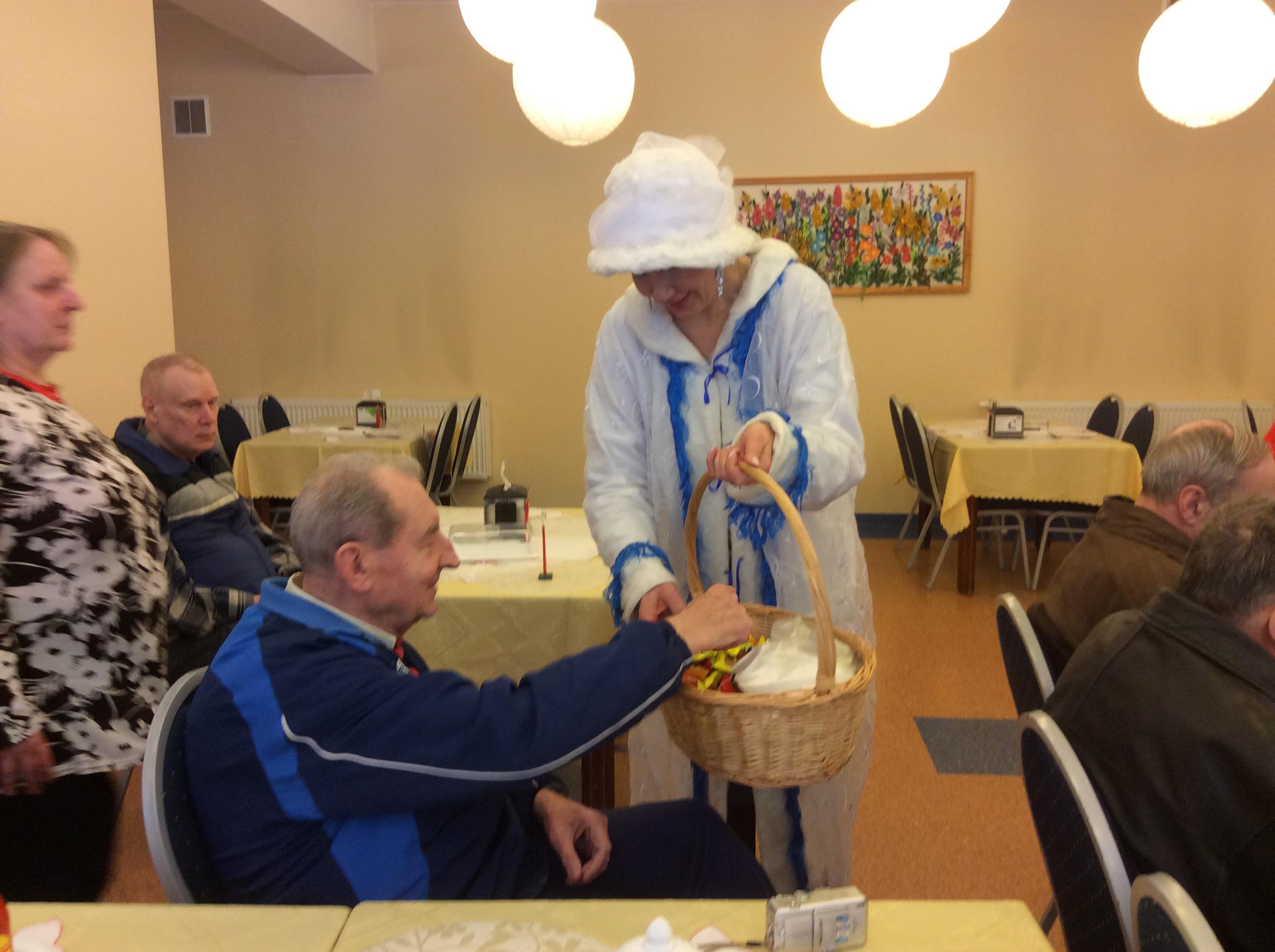 Поздравление в домах престарелых все дома престарелых в оренбургской области