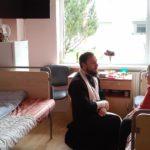 Духовное окормление в доме престарелых «Antavilui pensionate»