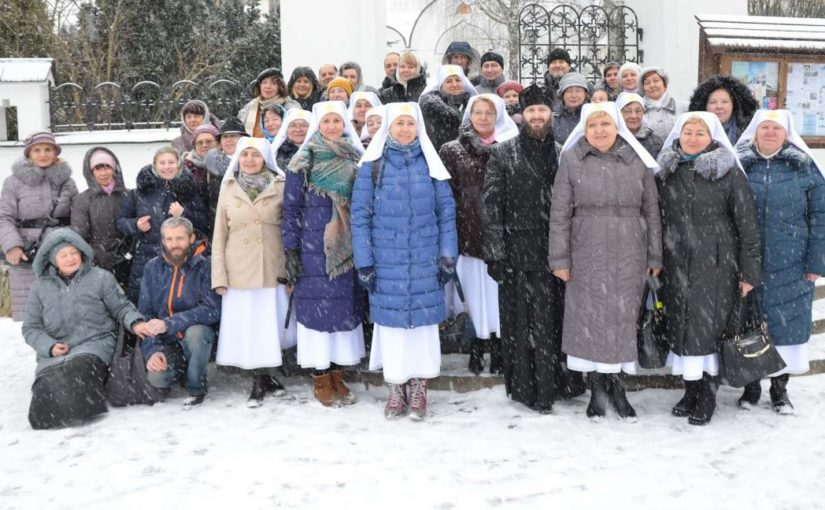 Поездка в Свято-Елисаветинский монастырь