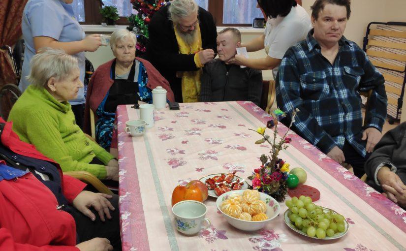 Духовное окормление в Рождественском посту