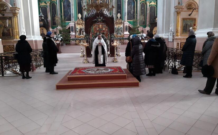 Покаянный молебен о прощении греха детоубийства