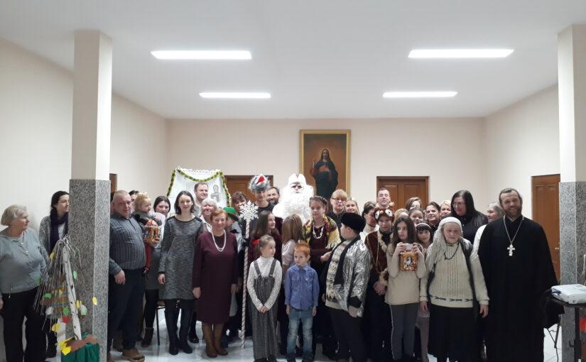 Рождественский спектакль в Свято — Духовом монастыре