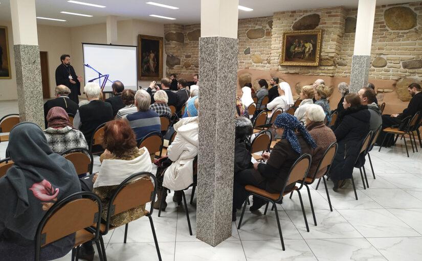 В Церкви будет создан координационный центр по развитию социального служения в Европе