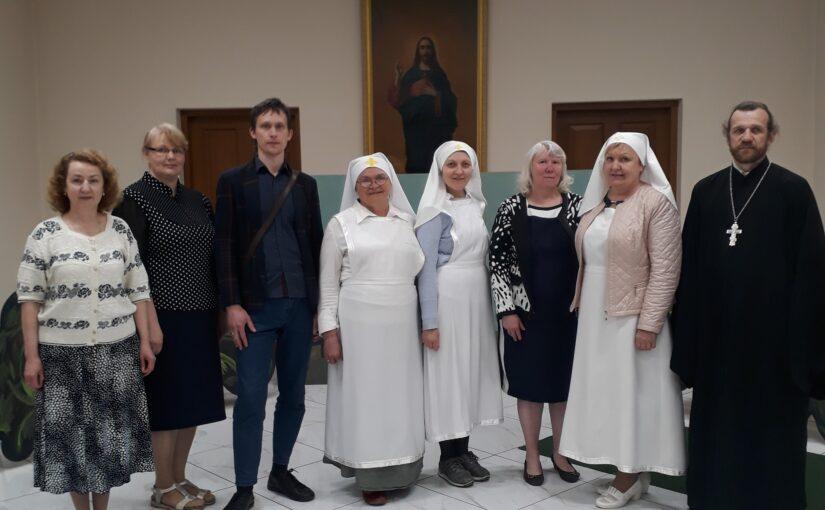 Праздничный Пасхальный спектакль в Свято-Духовом монастыре