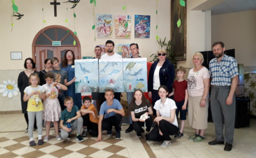 Завершение работы летнего лагеря «Я и дельфины»