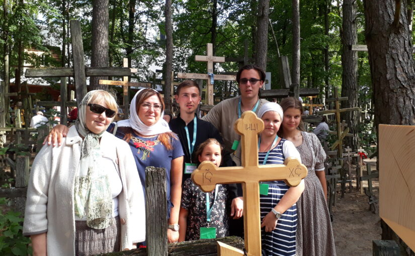 Паломничество на Святую гору Крестов Грабарку (Польша)