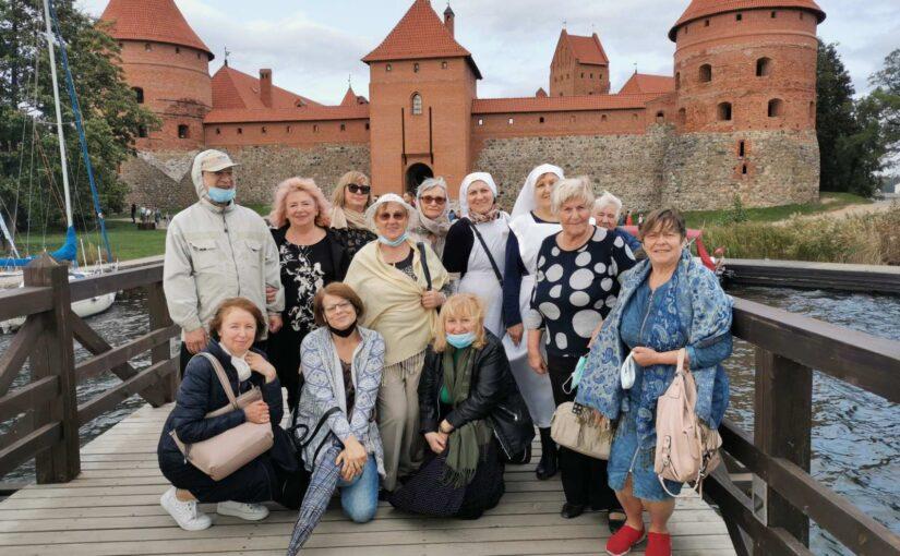Экскурсия в Тракай для прихожан Свято — Духова монастыря и Пречистенского собора г.Вильнюса