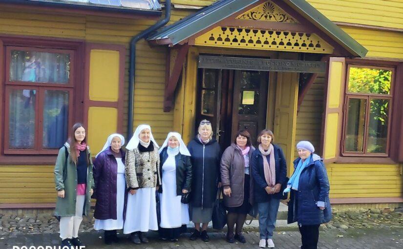 Экскурсия сестер милосердия в Музей А.С.Пушкина